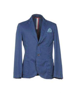 Пиджак MASON'S. Цвет: синий