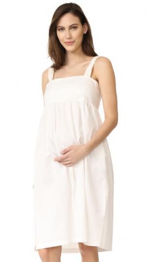 Платье Annabelle HATCH. Цвет: белый