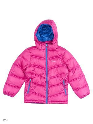 Куртка Radder. Цвет: розовый