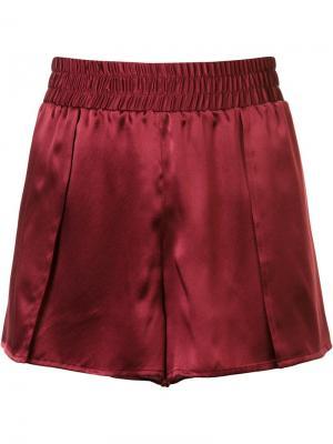 Hester shorts Alix. Цвет: красный
