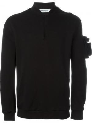 Классический свитер Chalayan. Цвет: чёрный