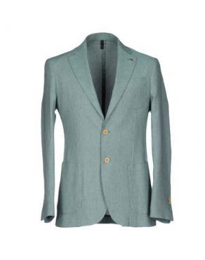 Пиджак DOMENICO TAGLIENTE. Цвет: светло-зеленый