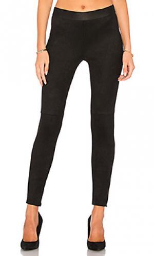 Узкие брюки make believe Bailey 44. Цвет: черный