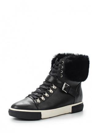 Кеды Just Couture. Цвет: черный