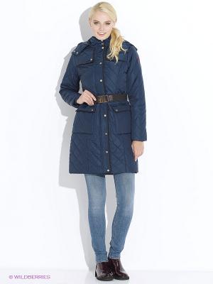 Куртка U.S. Polo Assn.. Цвет: темно-синий