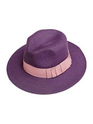 Шляпа Kameo-bis. Цвет: фиолетовый, розовый