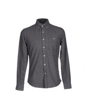 Pубашка VINTAGE 55. Цвет: серый