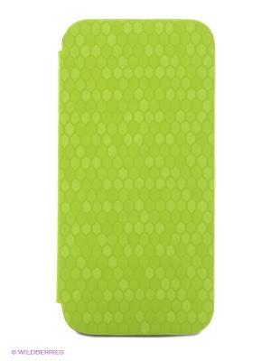 Чехол для iPhone 5/5s WB. Цвет: зеленый
