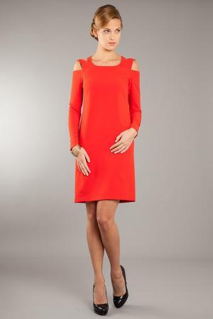 Платье PAMELA MILANO. Цвет: red