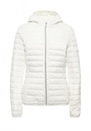 Куртка утепленная By Swan. Цвет: белый