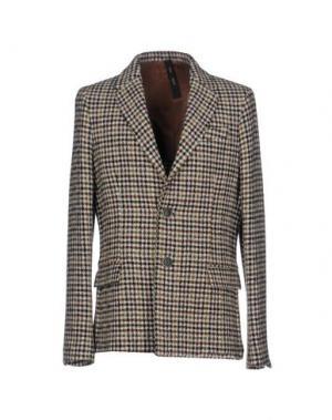 Пиджак GUTTHA. Цвет: светло-серый
