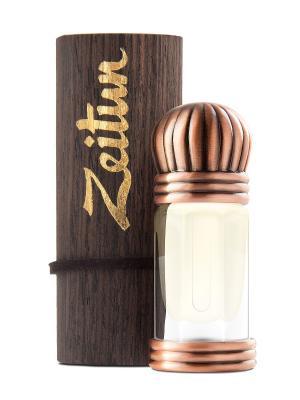Концентрированные масляные духи Золотой жасмин Зейтун. Цвет: светло-желтый
