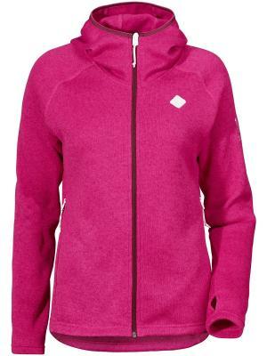 Куртка Cimi DIDRIKSONS. Цвет: розовый