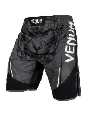 Шорты ММА Venum Bloody Roar Black/Grey. Цвет: черный, серый