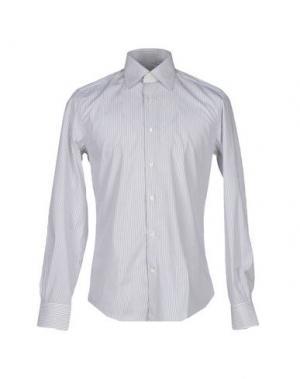 Pубашка ALESSANDRO GHERARDI. Цвет: черный