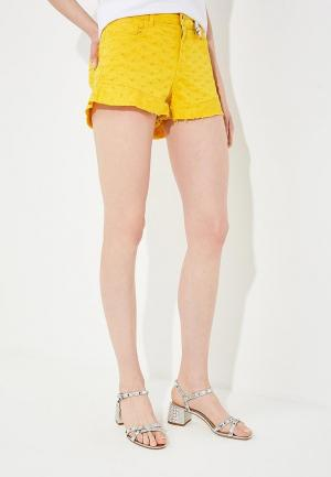 Шорты Liu Jo. Цвет: желтый