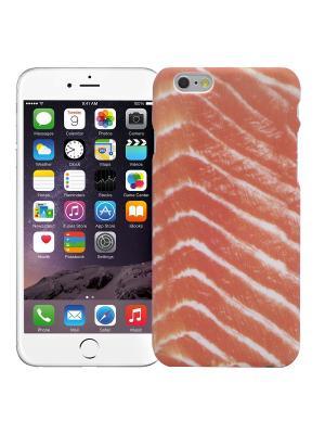 Чехол для iPhone 6/6s Красная рыба Kawaii Factory. Цвет: светло-коралловый