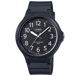 Кварцевые часы  Collection Mw-240-1B Black Casio. Цвет: черный