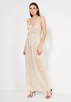 Платье Sweewe. Цвет: золотой