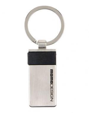 Брелок для ключей MOMO DESIGN. Цвет: черный