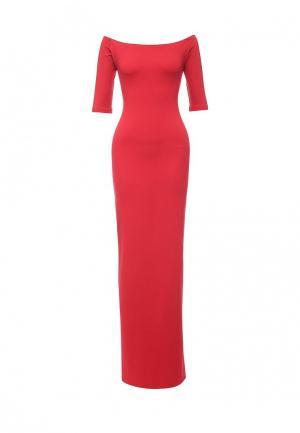 Платье Disash. Цвет: красный