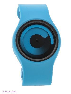 Часы Gravity Ocean Ziiiro. Цвет: голубой