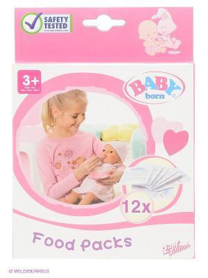 Детское питание ZAPF. Цвет: розовый