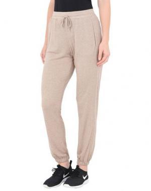 Повседневные брюки DEHA. Цвет: песочный