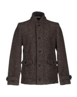 Куртка SCHNEIDERS. Цвет: темно-коричневый