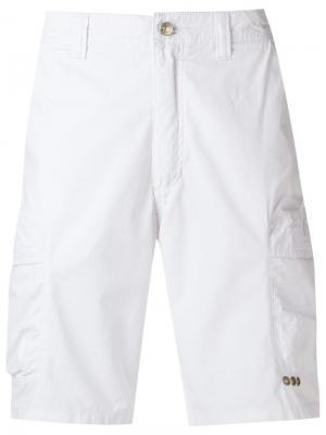 Cargo shorts Osklen. Цвет: белый