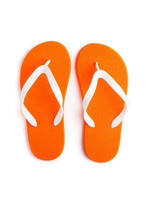 Simple Snake Skin EVARS. Цвет: оранжевый, белый