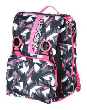 Рюкзаки и сумки на пояс SEVEN. Цвет: стальной серый