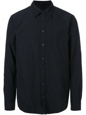 Рубашка Juxtaposed Forme Dexpression D'expression. Цвет: чёрный