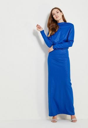 Платье Ruxara. Цвет: синий