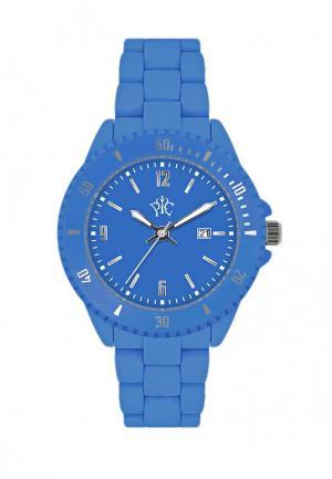 Часы РФС. Цвет: синий