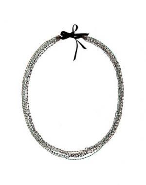 Ожерелье NUR DONATELLA LUCCHI. Цвет: зеленый