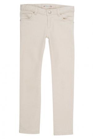 Комбинированные брюки Bonpoint. Цвет: none