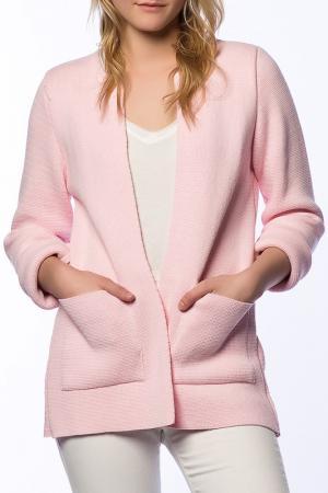 Кардиган Dilvin. Цвет: розовый
