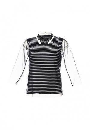 Блуза Atos Lombardini. Цвет: серый