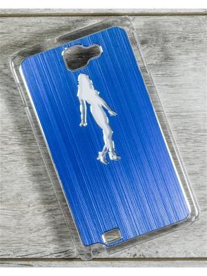 Чехол для телефона SG-Note 2, 9220 MACAR. Цвет: синий