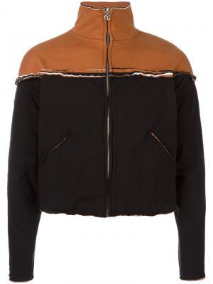 Куртка Track Telfar. Цвет: чёрный