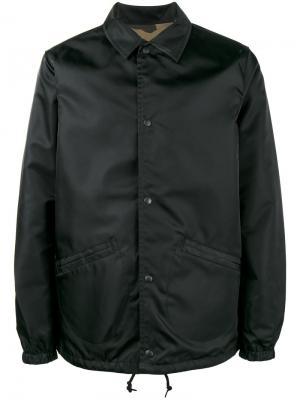 Двусторонняя спортивная куртка Sophnet.. Цвет: чёрный