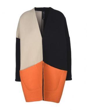 Легкое пальто ZERO + MARIA CORNEJO. Цвет: оранжевый