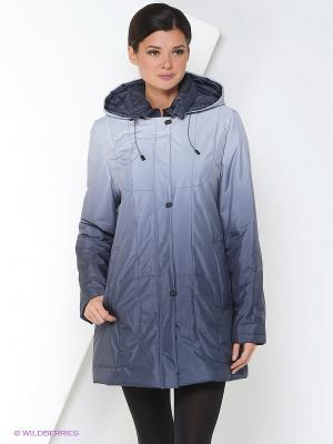 Куртка SANNI Maritta. Цвет: синий