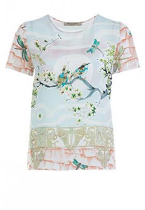 Блуза PICCIONE.PICCIONE. Цвет: белый