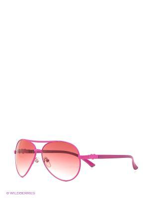 Солнцезащитные очки Vittorio Richi. Цвет: малиновый, розовый