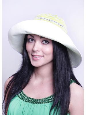 Шляпа Level Pro. Цвет: салатовый
