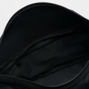 Футбольная сумка-дафл  Academy Team Hardcase (большой размер) Nike. Цвет: черный