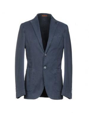 Пиджак MAESTRAMI. Цвет: грифельно-синий
