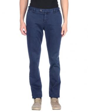 Повседневные брюки VERDERA. Цвет: темно-синий